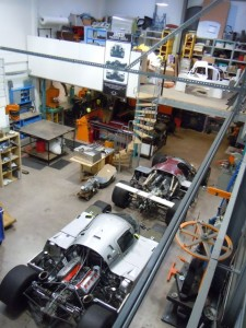Concept Racing - Precision Fabrication for the Motorsport Industry