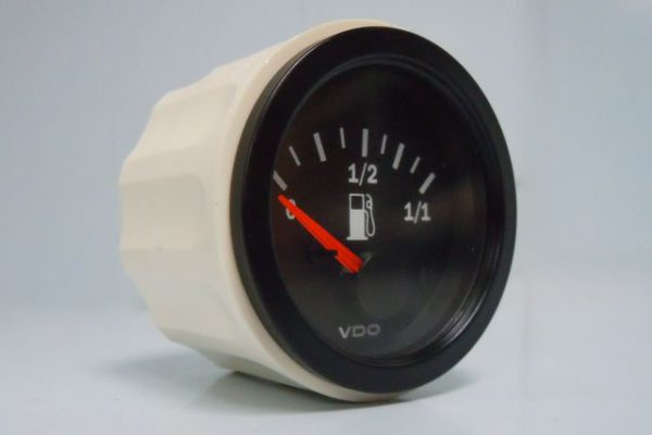 VDO Fuel Level Gauge For Dip Tube Type Sender