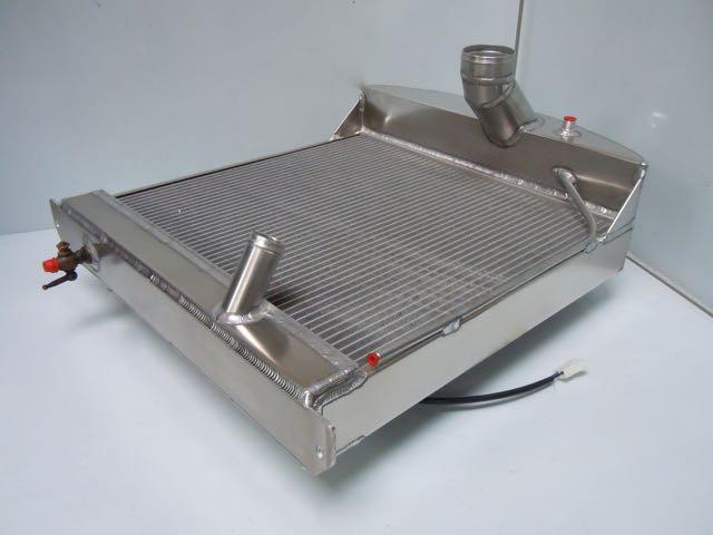 936 Replica Aluinium Alta Radiator