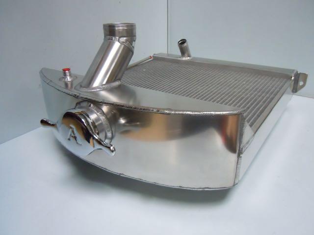 Alta Radiator with Original Cap