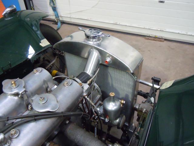 1936 Alta Radiator