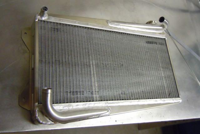 Austin A40 Radiator