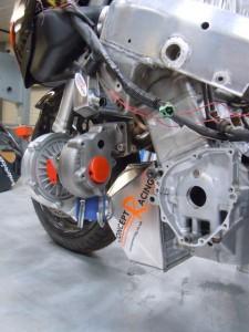 Hayabusa Intercooler and radiator