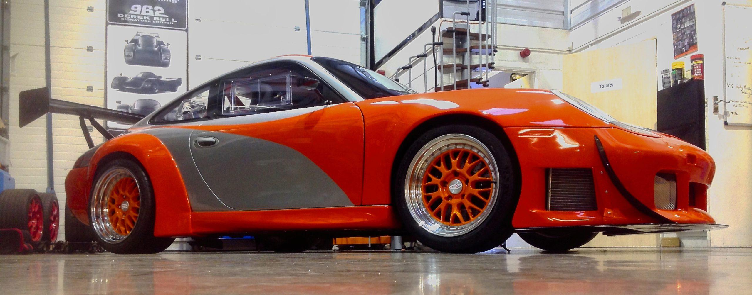 CONCEPT RACING Porsche R